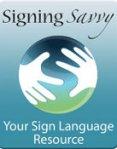 Signing Savvy Logo